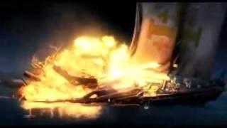 salah el din 2010 TrAiler  اعلان فيلم الانمى صلاح الدين الايوبى.