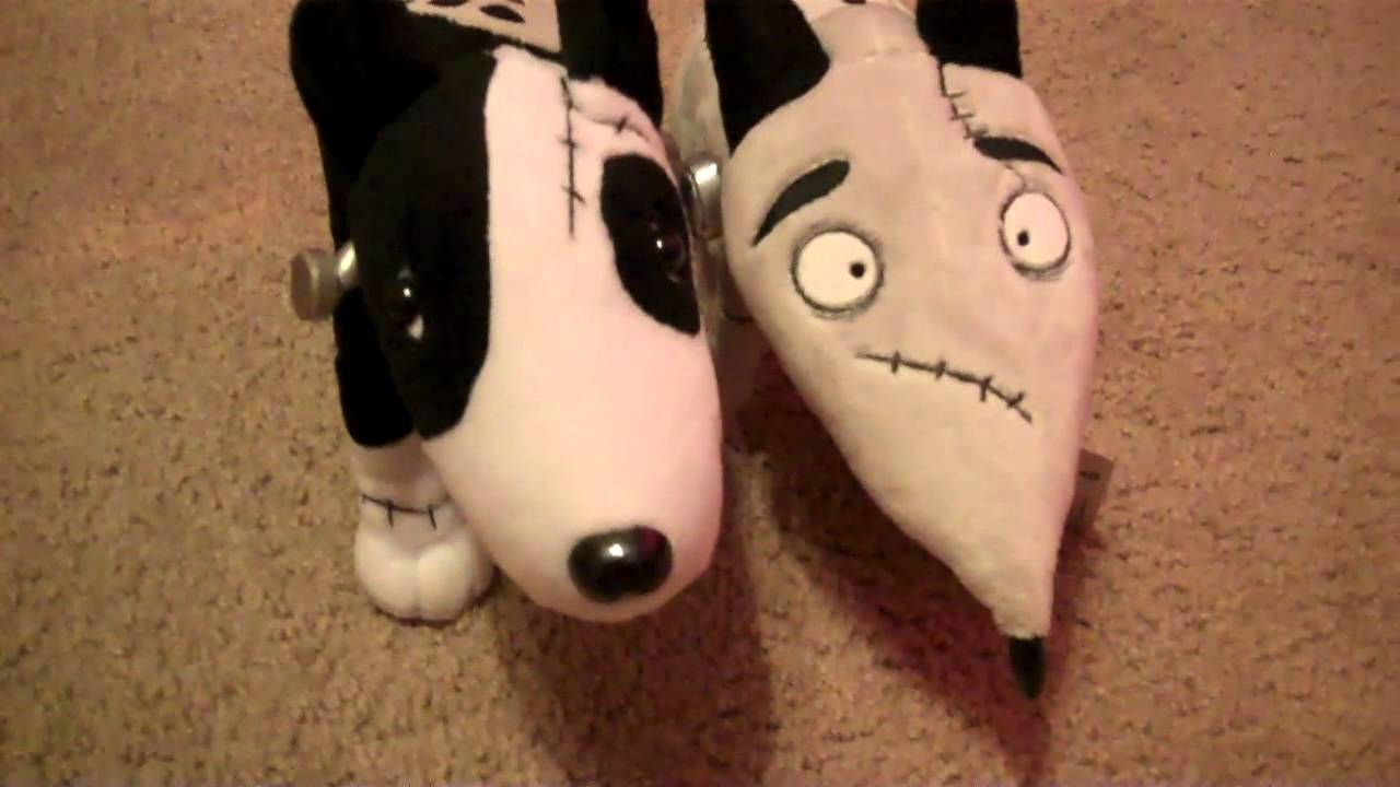 My Awesome Frankenweenie Package 8d Youtube