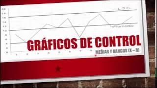 Grafico de Control X Barra - R