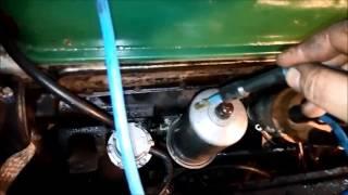 problème moteur 203 tourne sur 2 cylindres