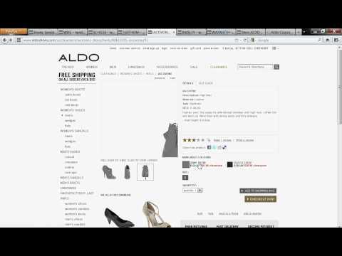Aldo Shoes Online Shopping..