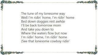 Watch Hank Snow Ridin Home video