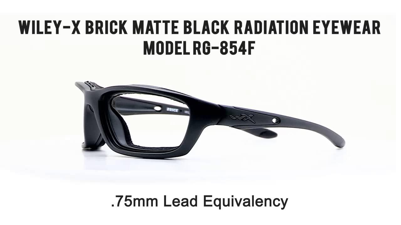 f9026e304e2f Wiley X Brick Leaded Glasses
