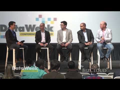 Emergence of Data-Driven Customer Profiles Panel @ DataWeek 2013