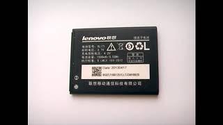 Lenovo BL171 Battery for Lenovo A319, 1500 mAh price in