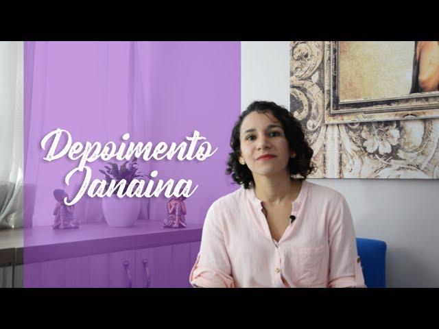 Depoimento Janaina - Theta Healing®