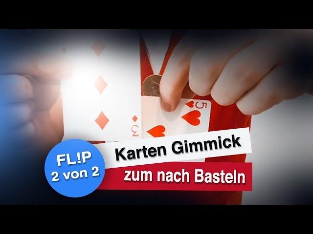 Karten Trick - Kinderleicht
