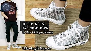 Dior Homme B23 SS19/Summer 2019 High