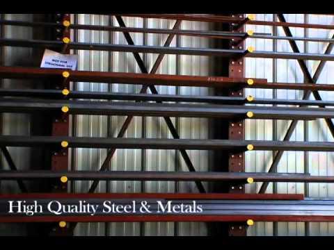 Benson Steel Fabricators Shop Tour