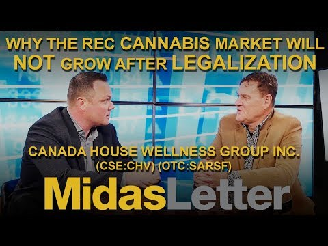 Canada House Wellness is a Fully Integrated Company that Validates Medical Patients