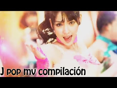 J POP - momentos MV - girls groups :v