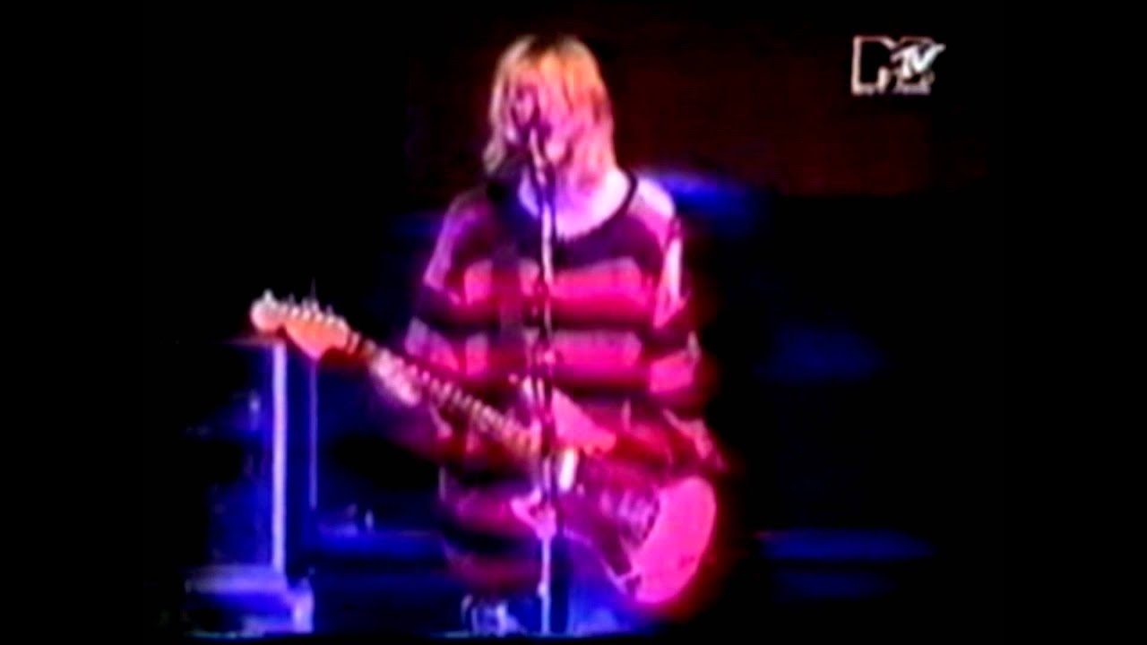 Nirvana Live at the Roseland Ballroom 1993 PRO CLIPS REMASTERED