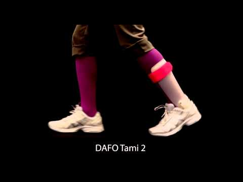 Brace movement | DAFO Tami 2