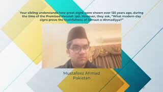 Mustafeez Ahmad | Face2Face Series 3 | Semi Final 2