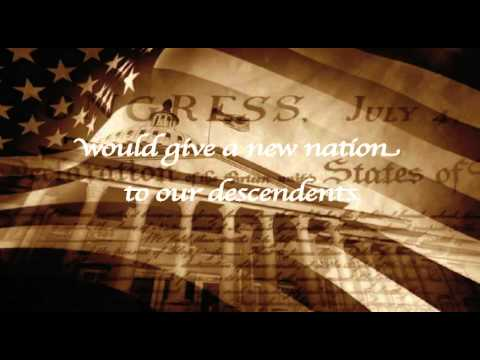 Declaration of Independence Song - Educational Music Video
