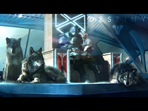Early Destiny Concepts from Bungie - Fireteam Chat EP. 100 (Teaser)