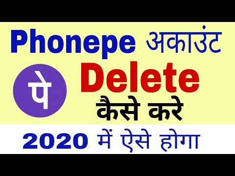 How To Delete Phonepe Account Permanently || Tech Raghav
