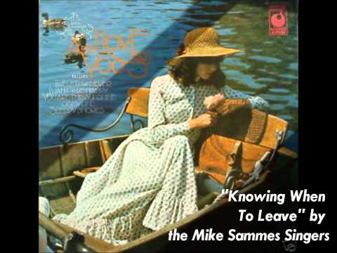 Knowing When To Leave by the Mike Sammes Singers.wmv