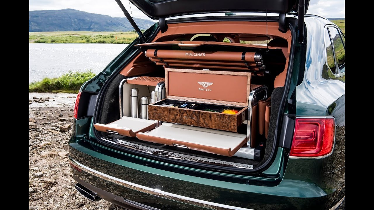 coolest car trunks in the world youtube