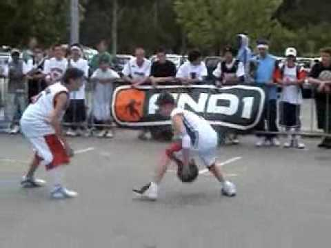 And1 Asia Pacific Tour 2005 - Perth Open Run