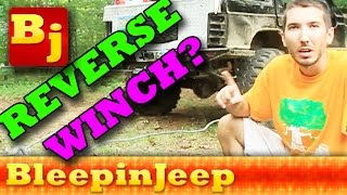 Reverse Winching - The Real Truth