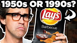 100 Years Of Chips Taste Test