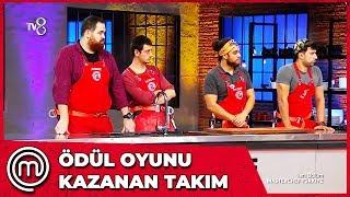 Ödül Oyununu Kazanan Takım | MasterChef Türkiye 53.Bölüm