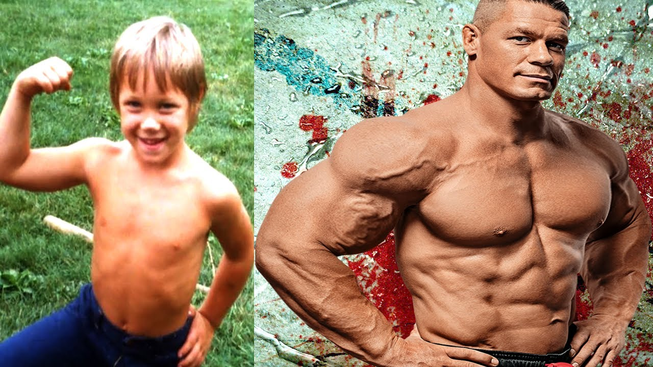 Teen poke bodybuilder 1