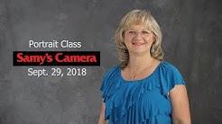Samy's Camera OC Portrait Class