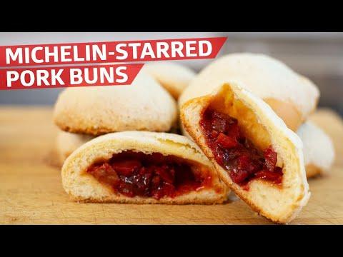 Watch: Recreating Tim Ho Wan's Michelin-Starred Barbecue Pork Buns