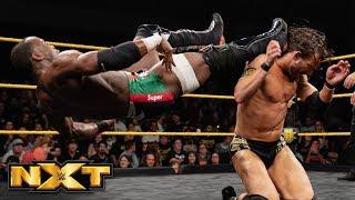 Adam Cole vs. Jordan Myles – NXT Championship Match: WWE NXT, Sept. 4, 2019
