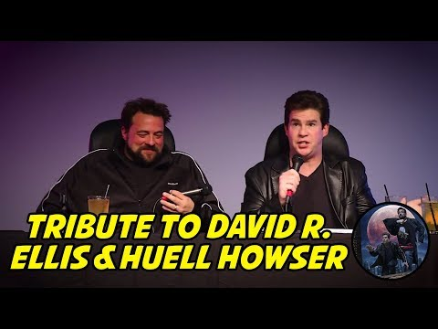 Tribute to David R. Ellis & Huell Howser