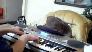 """Little Miss Honky Tonk"" Brooks and Dunn (Piano Cover)"