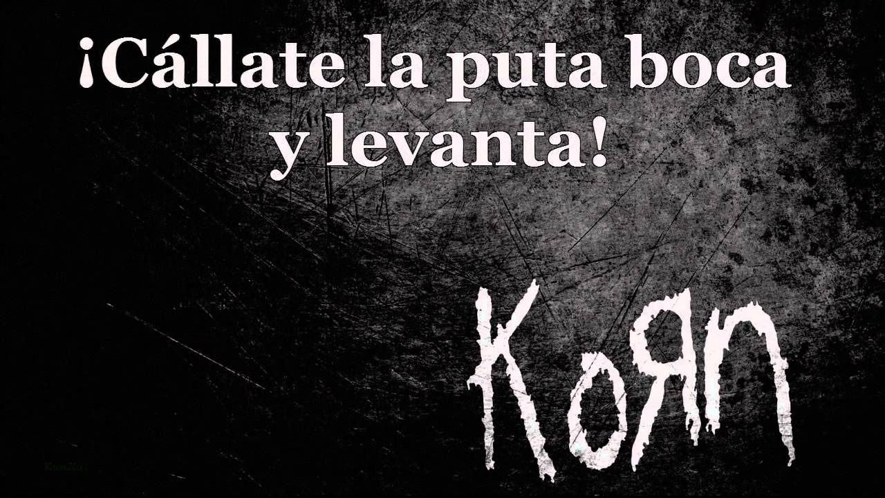 Korn Ft Skrillex Get Up Sub Español Youtube