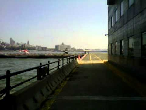Heliport Wall Street