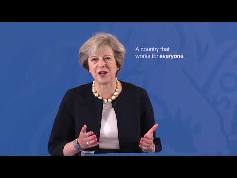 Britain, the great meritocracy  Prime Minister's speech