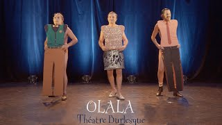 BANDE ANNONCE SPECTACLE OLALA