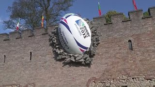 Excitement builds ahead of the Rugby World Cup
