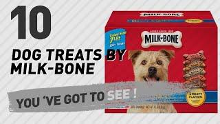 Dog Treats By Milk-Bone // Top 10 Most Popular