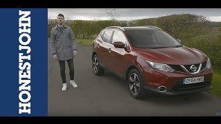 Nissan Qashqai car review: 10 things you need to know