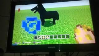 Mettre des animaux a lenfers sur minecraft ps3