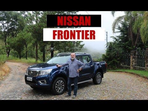 Nissan Frontier LE 4x4 - Teste do Emilio Camanzi