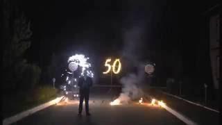 видео Пиротехническое шоу  - салют и фейерверк на детский праздник и день рождения