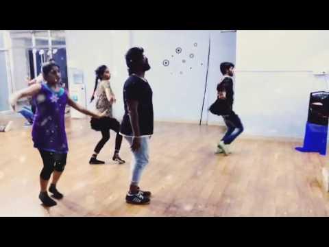 Neelakashamlo- sukumarudu choreography by charan kalyan