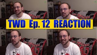 Live Reaction Ep. 12