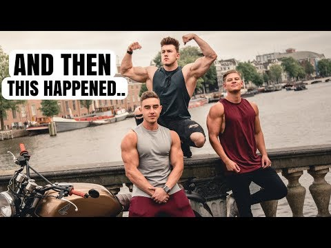 Outflexed By The Woman In Amsterdam - w/ Zac Perna & Brandon Harding