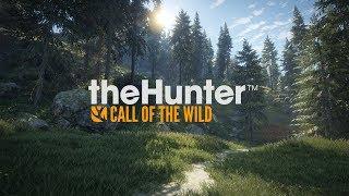 theHunter: Call of the Wild охота на волков дикая природа Аляски 1440p60HD