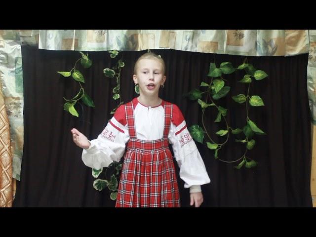 Изображение предпросмотра прочтения – АнастасияСавицкая читает произведение «Гармоника» А.А.Блока