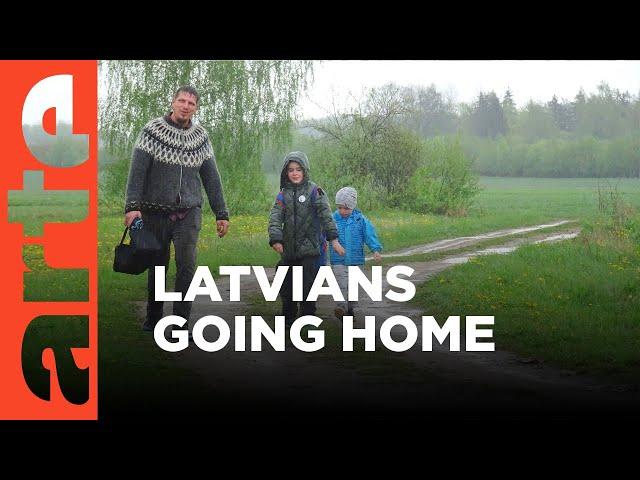 Latvia: Brain Drain I ARTE Documentary tv