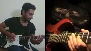 عزف على الجيتار من اجمل الموسيقا ملوك اليمن للعزف beautiful songs guitar hussain al hamdani